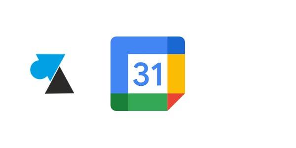 Google Agenda : désinstaller un module complémentaire