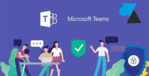 microsoft teams securite chiffrer